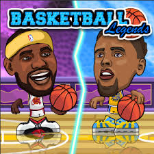 Play Basketball legends