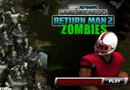 Play Return Man 2 Zombie