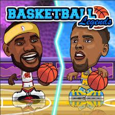 Play Basketball legends