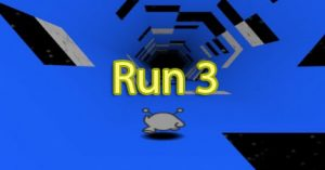 Play Cool math games run 3
